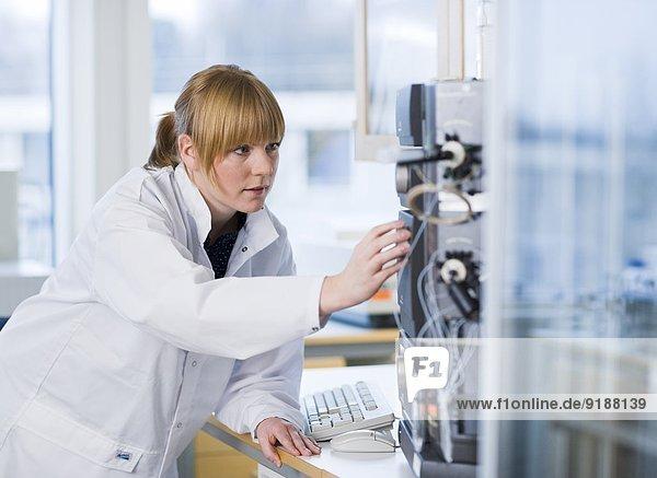Labor Technischer Beruf