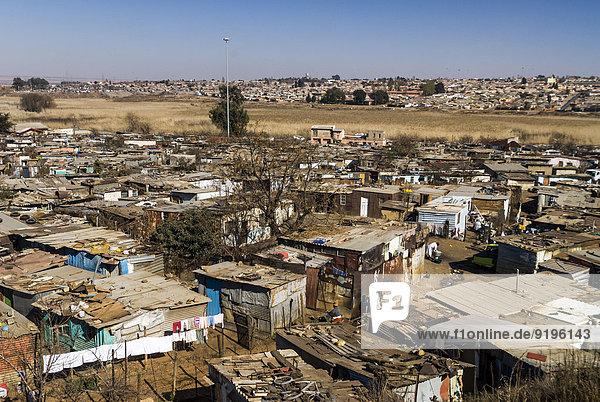 Südliches Afrika Südafrika Gauteng Johannesburg Soweto
