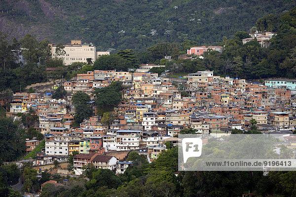 Ghetto Brasilien Rio de Janeiro