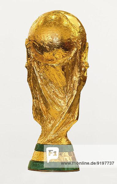 Original Fifa Wm Pokal Europa Freisteller Fussball