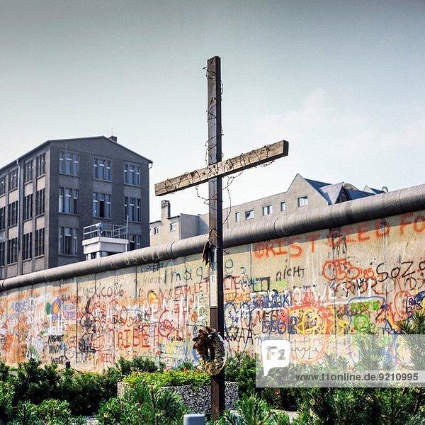 Denkmal, Wand, Straße, August, Deutschland