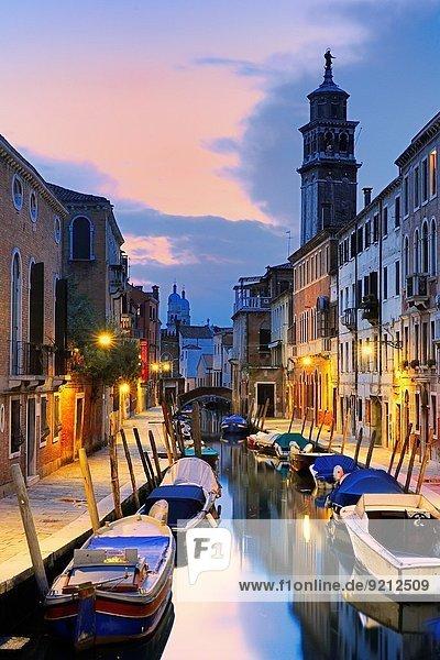 Europa Kirche Venetien Italien