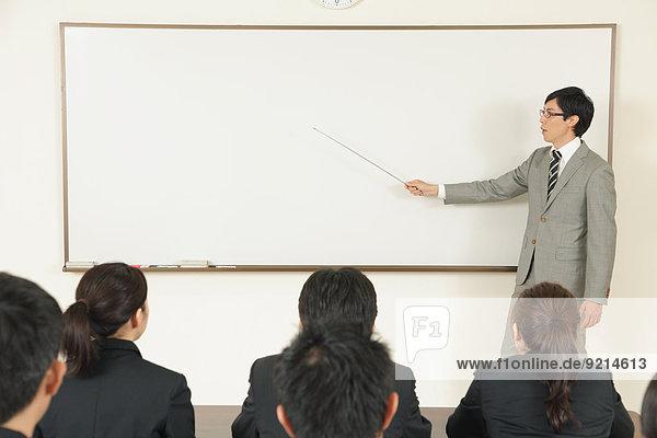Mensch Menschen Training Business japanisch