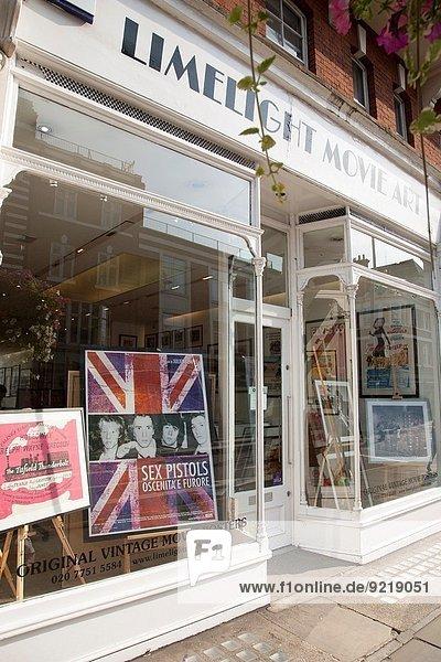Großbritannien London Hauptstadt Kensington and Chelsea England