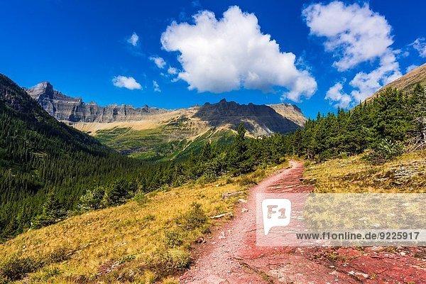 Glacier Nationalpark Montana USA