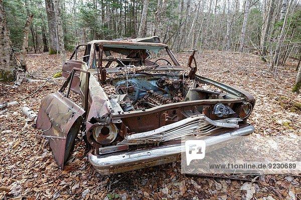 Auto Schutz camping verlassen Chevrolet alt