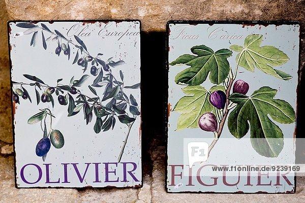 Frankreich Dekoration verkaufen Kachel
