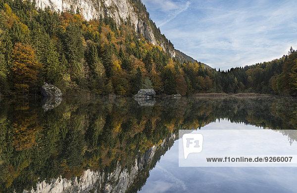 Österreich  Tirol  Kramsach  Berglsteiner See