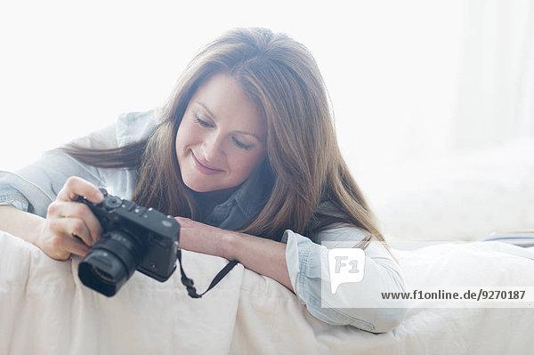Portrait Frau fotografieren