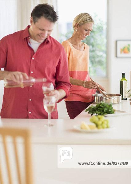 Interior zu Hause kochen