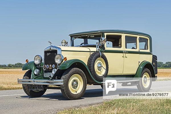 Oldtimer Praga Alfa  Baujahr 1931