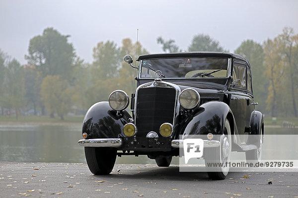 Mercedes 170D  Baujahr 1938