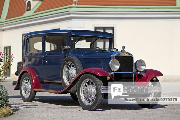 Oldtimer Plymouth Modell U  Baujahr 1929