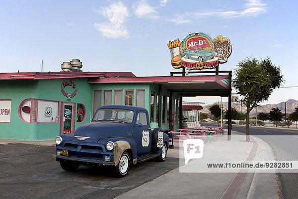 Mr. D'z Diner  Kingman  Arizona  USA