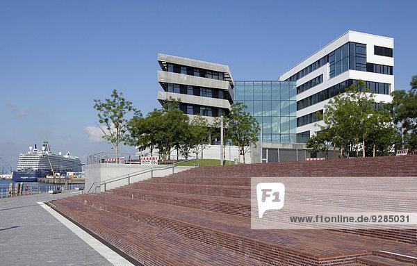 Hafencity Universität Hamburg  Hamburg  Deutschland