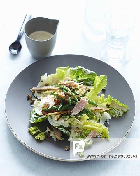 Thunfisch-Zitronen-Fenchelsalat