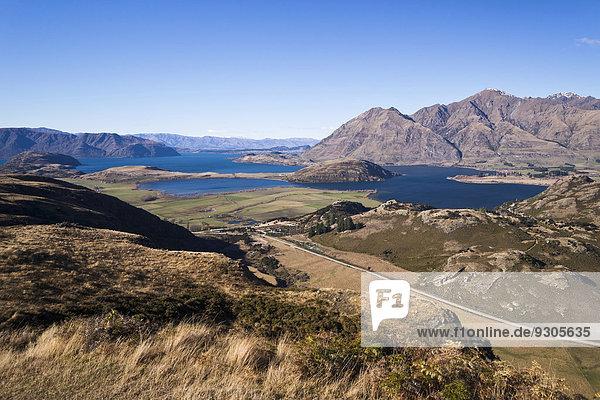 Lake Wanaka  Otago  Südinsel  Neuseeland