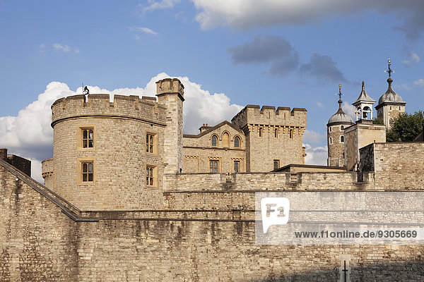 Tower of London  City of London  London  England  Großbritannien