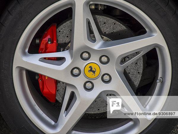 Rad  Ferrari  L. Fagioli Trophy  Gubbio  Umbrien  Italien