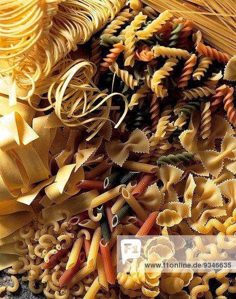 Stilleben still stills Stillleben Lifestyle Pasta Nudel getrocknet Italienisch