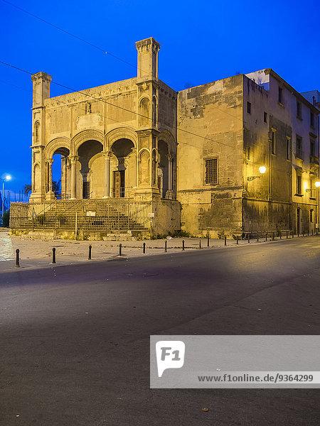 Italy  Sicily  Palermo  Church Santa Maria della Catena