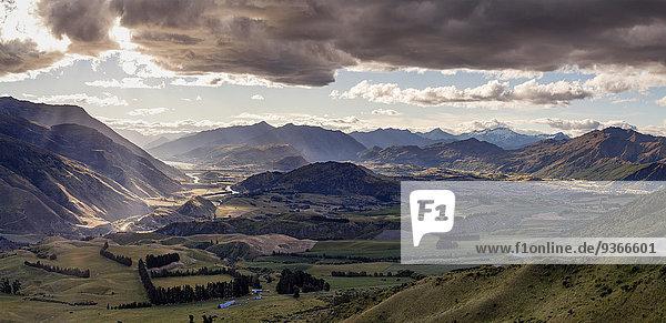 Neuseeland  Südinsel  Arrow Valley