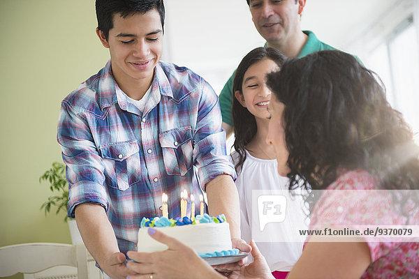 Zusammenhalt Fest festlich Hispanier Geburtstag