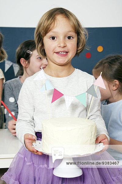 geben Party Geburtstag Kuchen