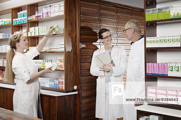 Drugstore Team  Munich  Bavaria  Germany