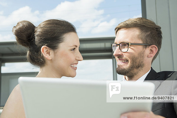 Computer Freundschaft 2 Tablet PC Business