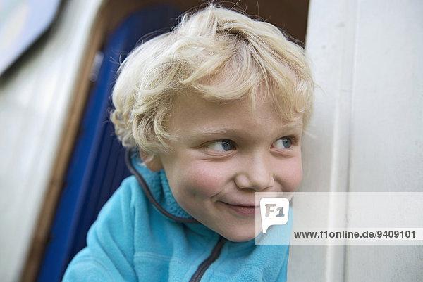 Portrait Junge - Person Close-up jung flirten blond Portrait,Junge - Person,Close-up,jung,flirten,blond