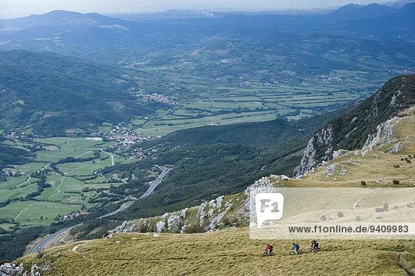 Berg 3 Weg