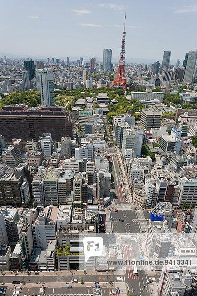 Tokyo Hauptstadt Japan