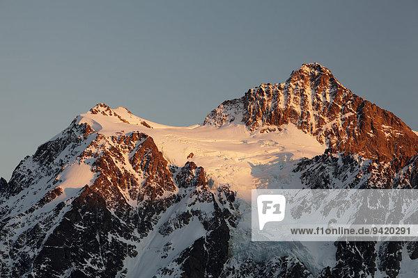 Mount Shuksan in den Northern Cascades  Rockport  Washington  USA