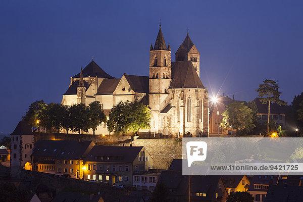 St. Stephansmünster  Breisach am Rhein  Oberrhein  Baden-Württemberg  Deutschland