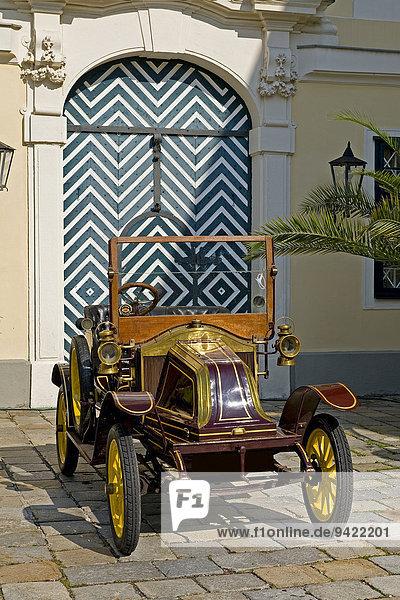 Oldtimer Renault AX  Baujahr 1908