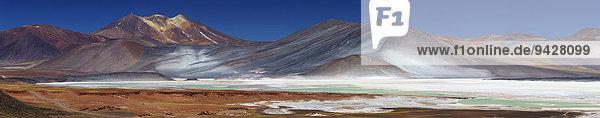 Aquas Calientes  Atacama  San Pedro de Atacama  Chile  Südamerika