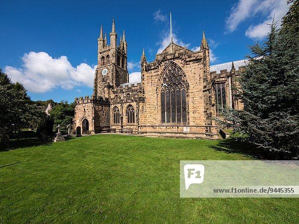 Kirche Derbyshire Peak District