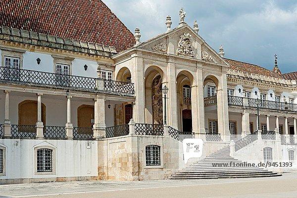 Europa Eingang Halle groß großes großer große großen Portugal Weg