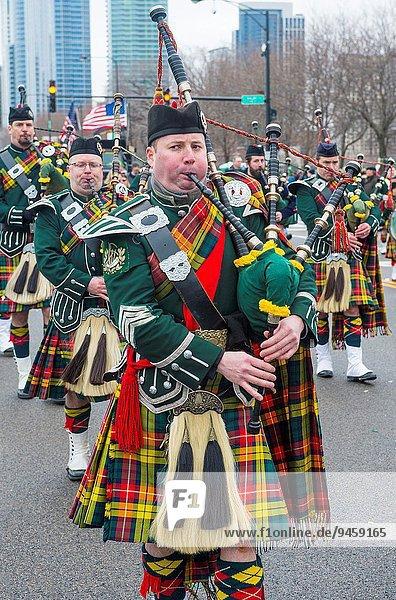 Tag Heiligtum Chicago Parade