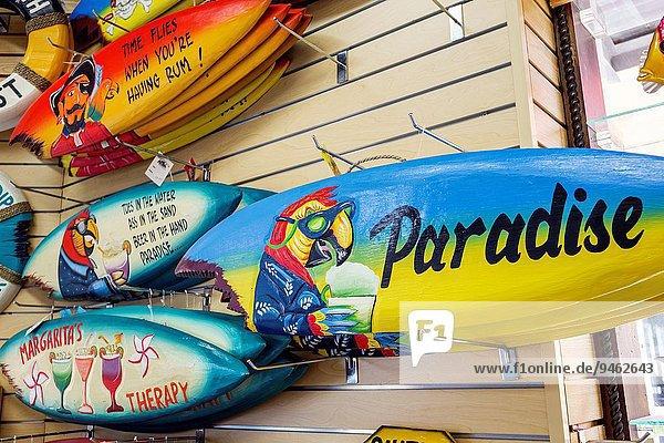Geschenk zeigen Humor kaufen Souvenir verkaufen Florida