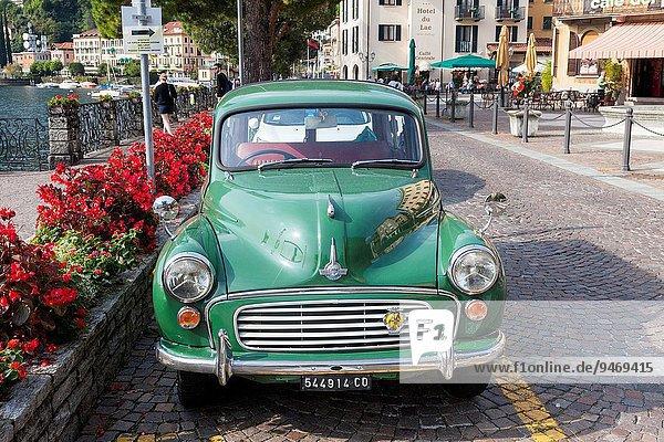 Auto Comer See Italien Lombardei