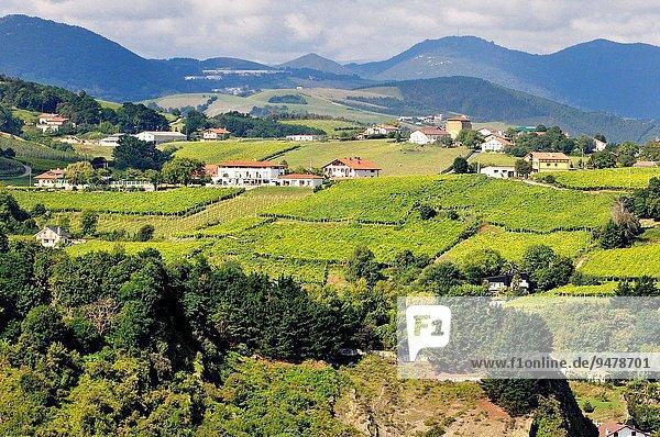 Guipuzcoa, Spanien, Baskenland