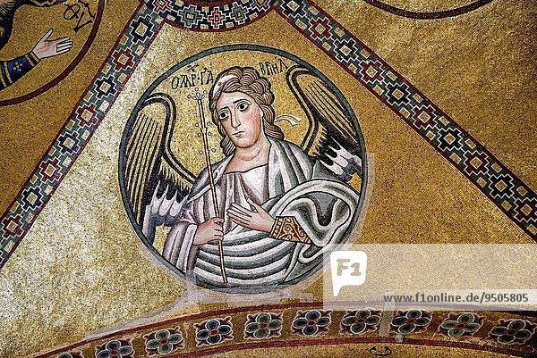 Religion innerhalb Heiligtum schreiben UNESCO-Welterbe Mittelgriechenland Griechenland Kloster