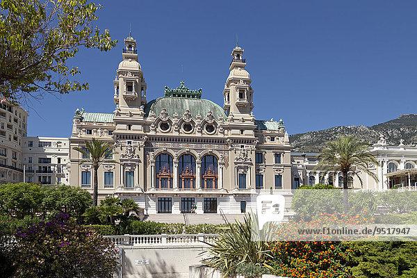 Spielbank Monte Carlo  Cote d'Azur