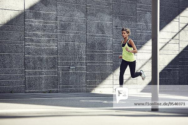 rennen Jogger jung