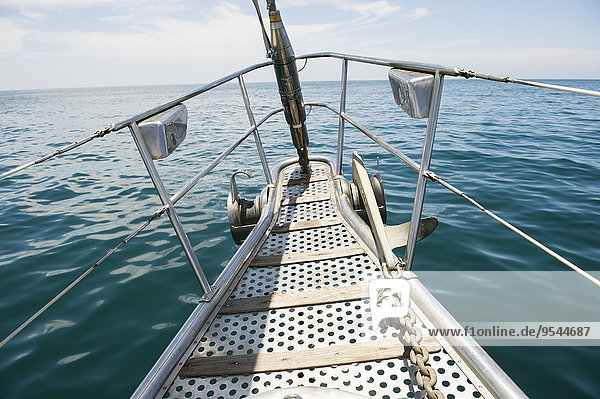Segeln Meer Yacht Unterricht