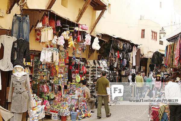 Fes (Morocco)  Novembre 2009: medina