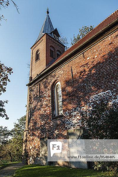 Deutschland  Niedersachsen  Wilhelmshaven  Stephanuskirche