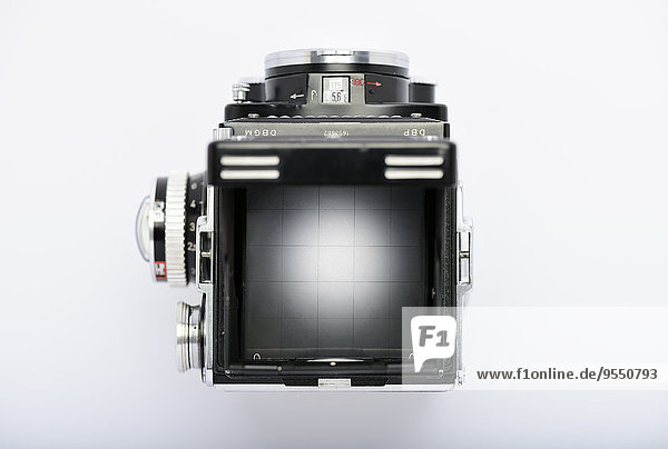Analog Camera  Rolleiflex 2 8 E  Waist-level finder